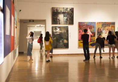 杭州将军画室中国美术学院观展日