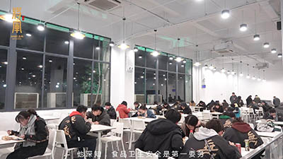 杭州将军画室食堂系列短片