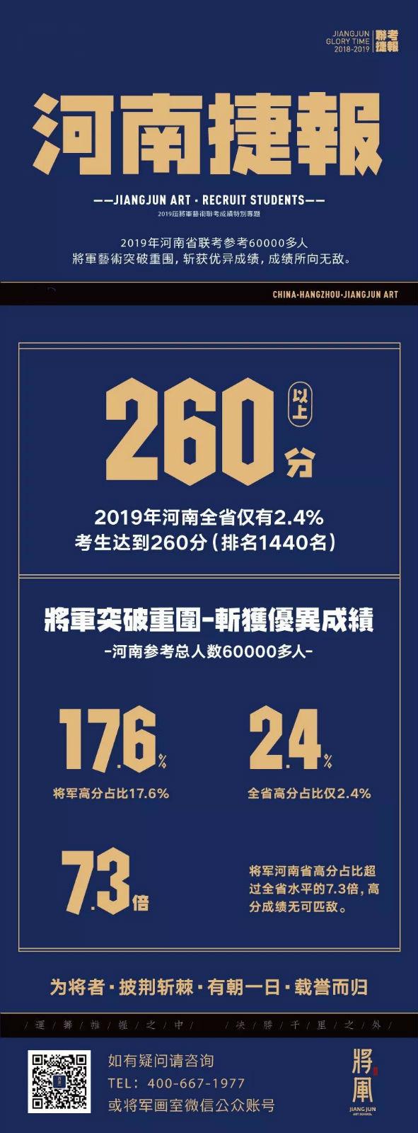 河南省联考捷报2