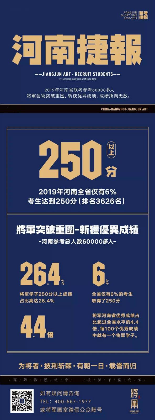 河南省联考捷报4