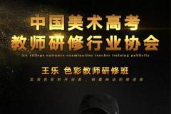 王乐色彩教师研修一期优秀作品展暨第二期开班通告(2018)
