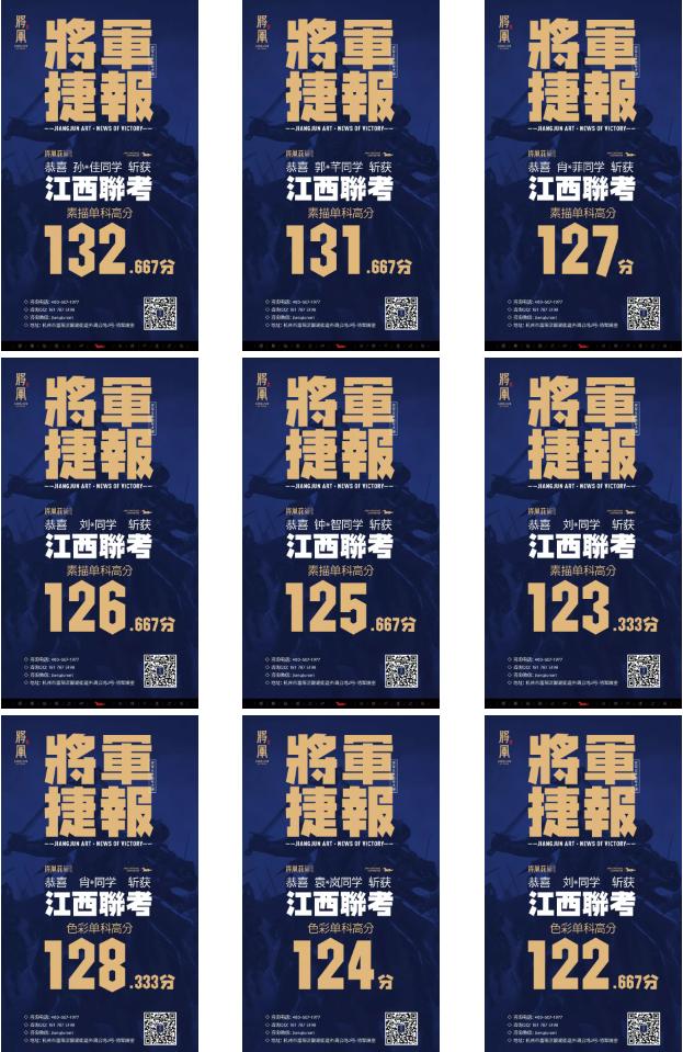 江西省联考捷报6