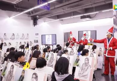 2019将军画室圣诞节特辑
