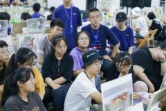 杭州画画培训_杭州哪里的画室最多?