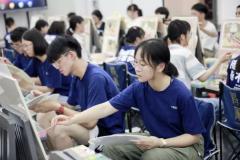 去高考美术画室集训,学校不让出来该怎么办?