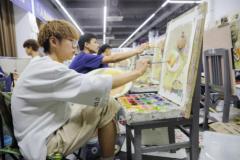 艺考美术画室集训注意这几方面,美院名校不是梦!