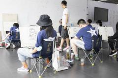 【美术高考画室】文化课不好的美术生要不要参加集训?