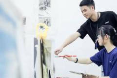高中去杭州画室学美术贵吗,需要多少钱?