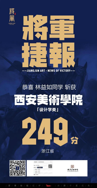 将军画室西安美术学院战绩3