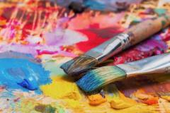 色彩新手教程 | 不同水粉颜料特性及摆放技巧!