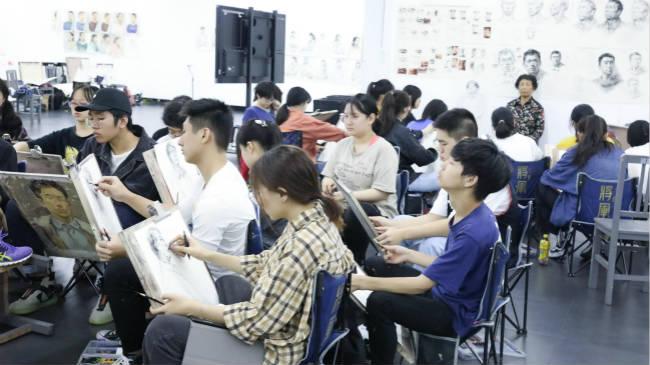 将军画室美术专业集训