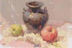 色彩罐子的画法步骤知识点讲解
