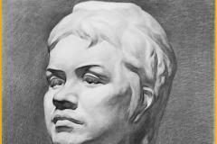 素描石膏头像体块感该如何表现和掌握?本文告诉你!