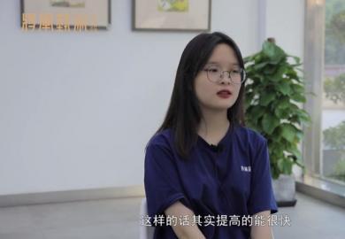 2020将军画室八月月考校长团状元刘颀颖同学专访